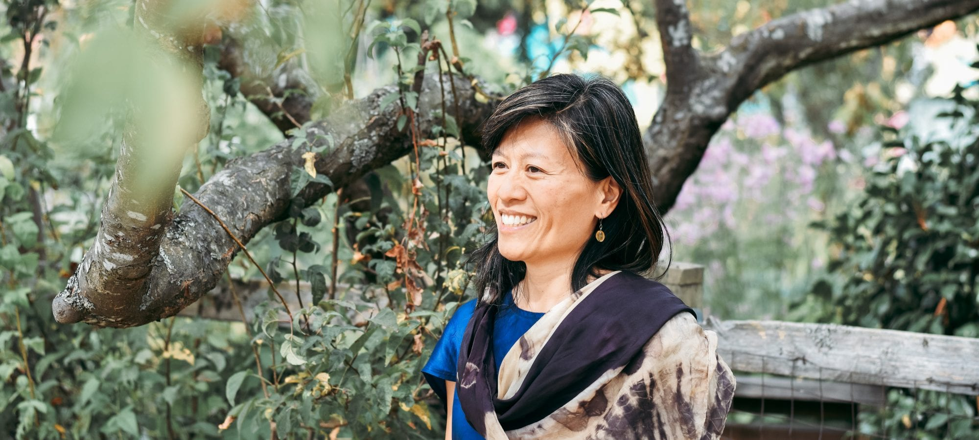 Daphne Woo, photo credit Rosemary March